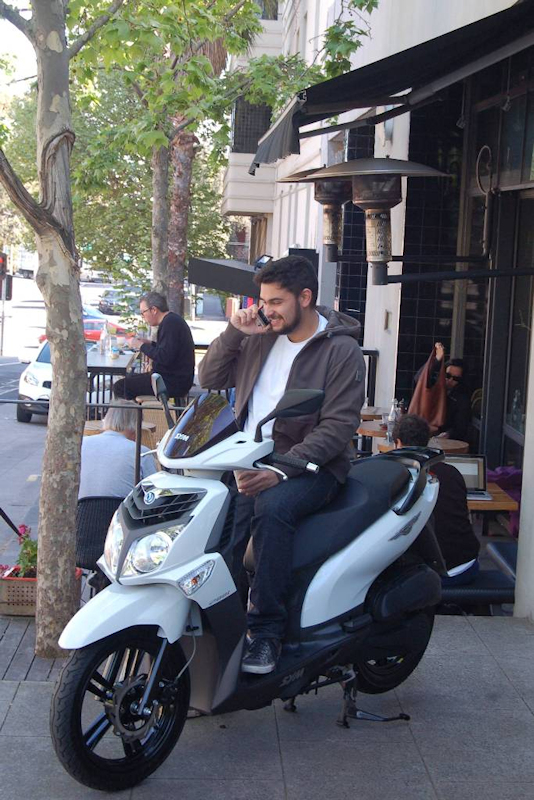 Sym Scoota Buy A Scooter Scooters For Sale Australia Wide